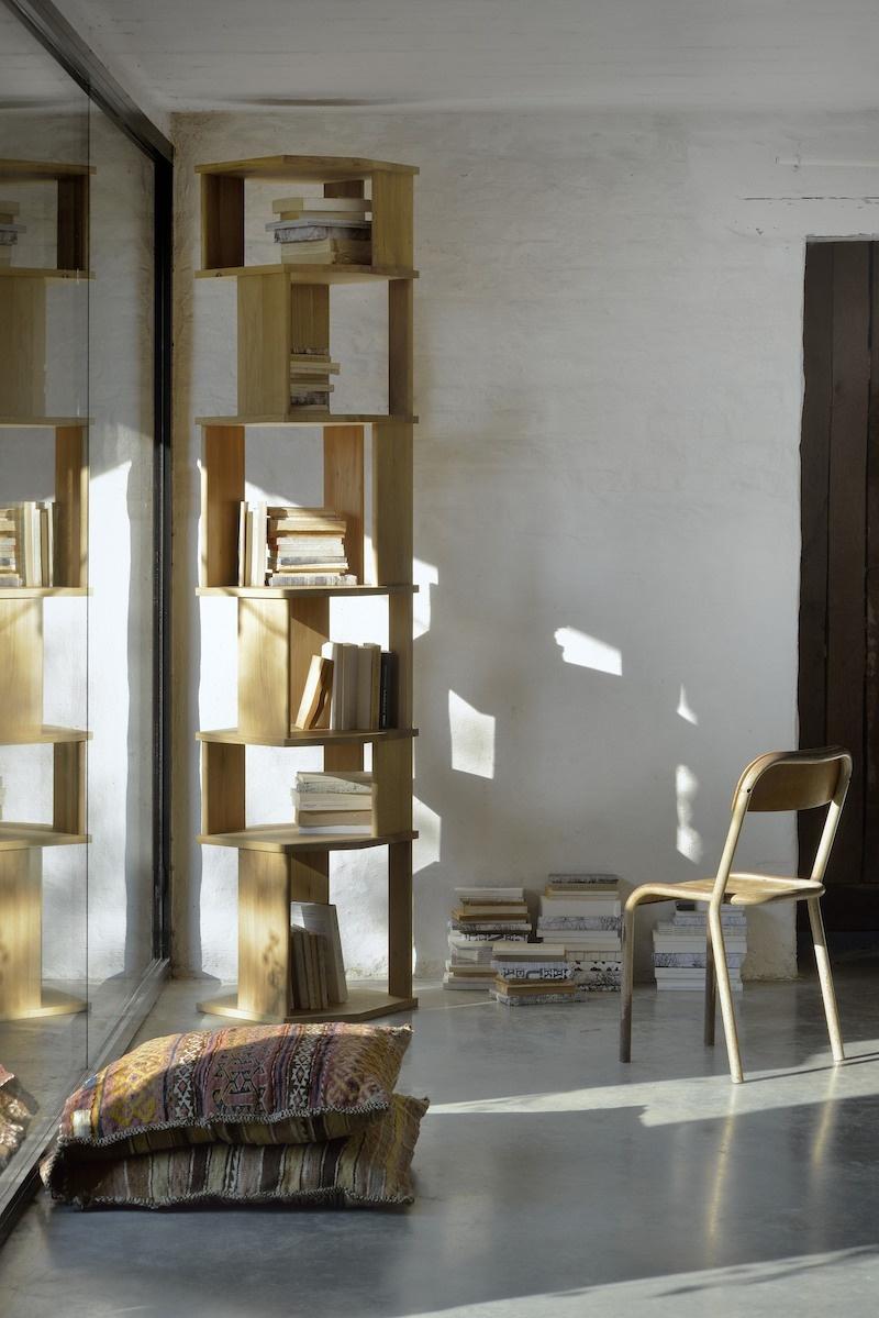 Ethnicraft - Boekenrekken - Stairs rek