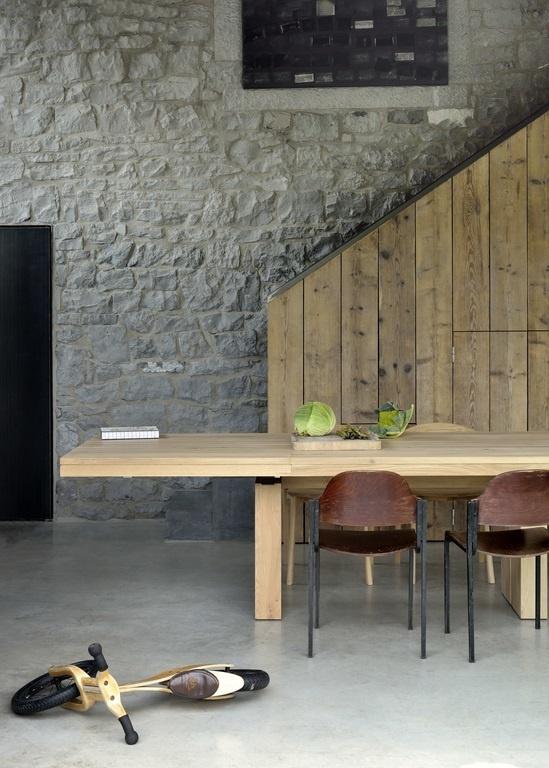 Ethnicraft - Eettafels - Bok ronde uitschuifbare eettafel