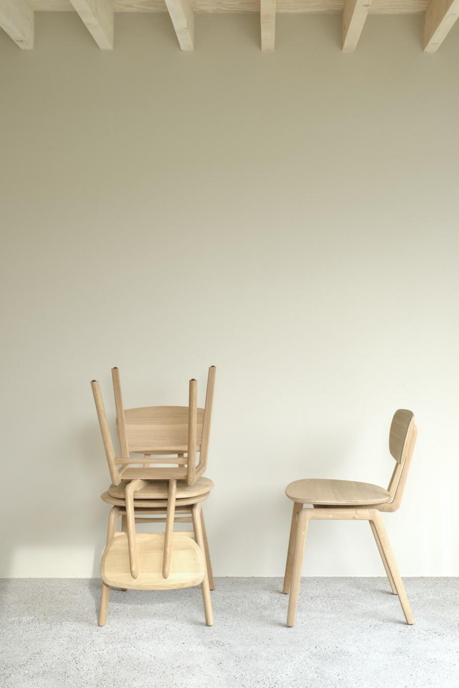 Pebble stoel