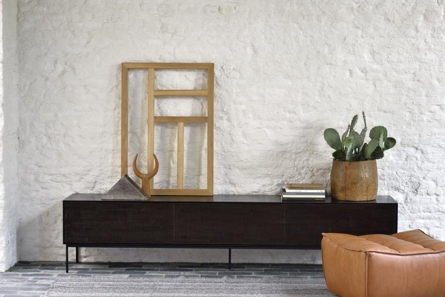 Ethnicraft - Stoelen - N4 Bar stoel