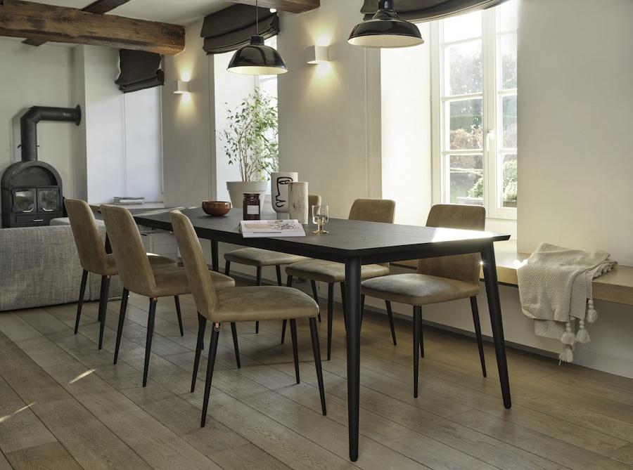 Mobitec - Eettafels - Eclipse ovale eettafel