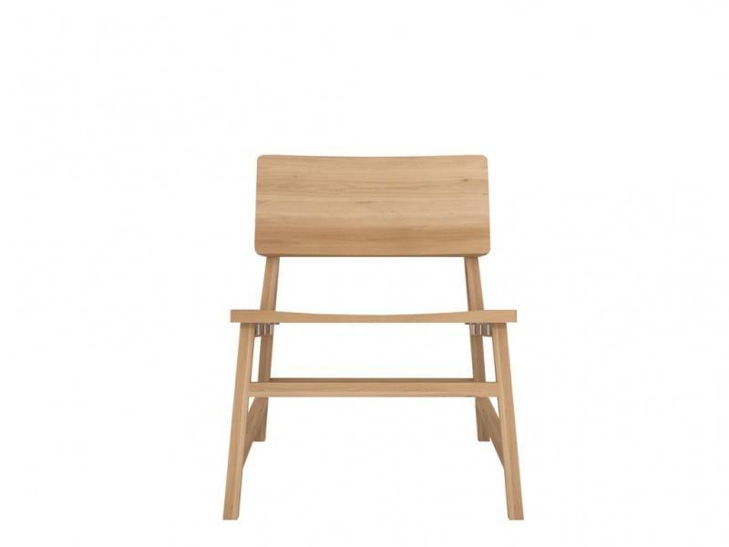 Ethnicraft - Stoelen - N2 lage stoel