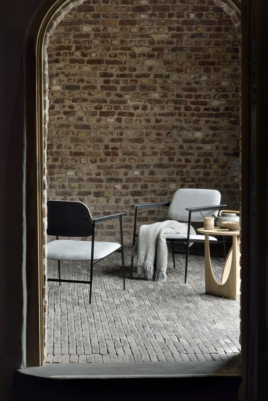 Ethnicraft - Stoelen - DC Chair