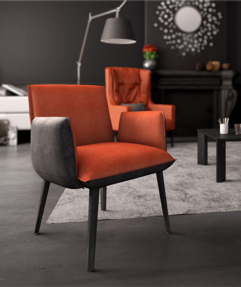 Mobitec - Stoelen - Soft Soda stoel